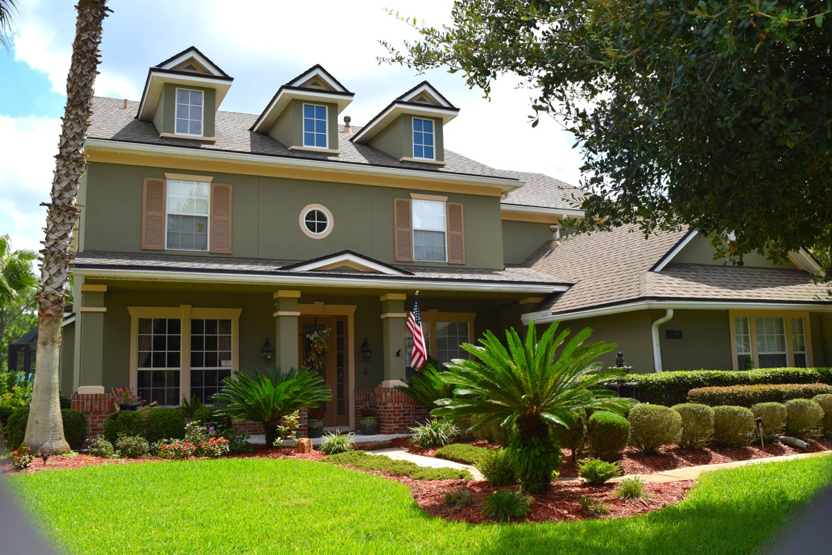 How Much Does Exterior Painting Cost Jacksonville FL A New Leaf Painting S